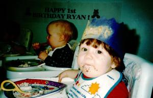 Ryan's First Birthday Party (1)