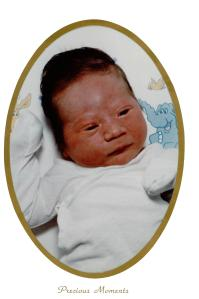 Ryan's First Photo