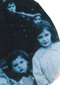 MBC's Father & Dr. Gertrude Barber as children (cropped)