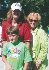 Ryan's First Marathon 2004 (cropped)