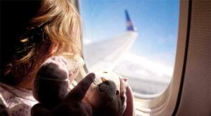 child-in-flight