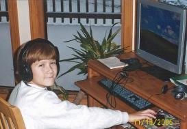 Ryan - computer reinforcer