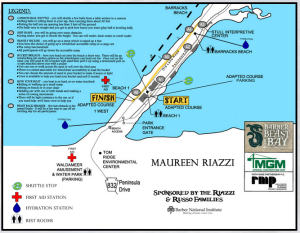 Adaptive Course Map 2014