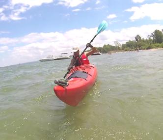 Ryan Kayaking