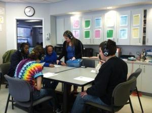 ABE_Listening Station