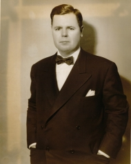 My father, Joseph C. Barber