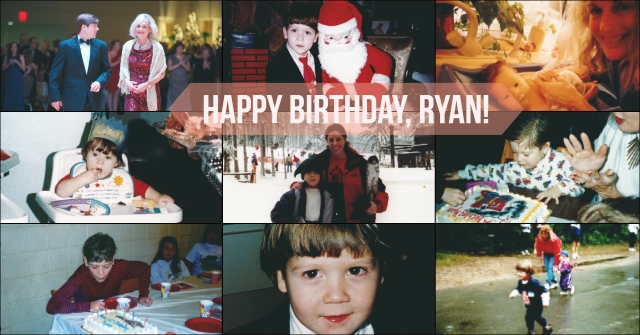 Ryan Bday Collage 2017