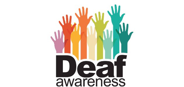 Deaf Awareness Month Image