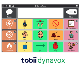 Tobii Dynavox Snap Core First